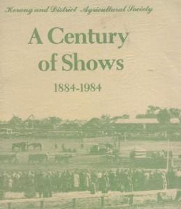 centenary cover image